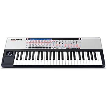 Amazon.com: Novation 61SL MkII teclado de 61 teclas ...