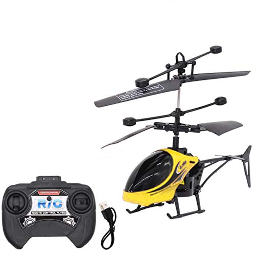 NOMENI Child RC Helicopter!Mini RC Infrared Induction Remote Control RC Toy 2CH Gyro Helicopter RC Drone