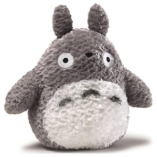 GUND Fluffy Totoro Plush, 9 inches