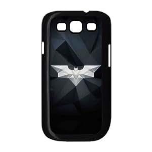 Batman-Batmobile Samsung Galaxy S3 9300 Cell Phone Case Black MUS9189919