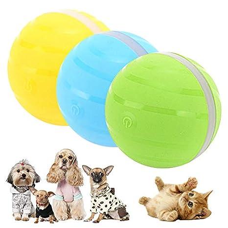 XINGKEJI Xingkeyi - Balón eléctrico USB para Mascotas, Gatos ...