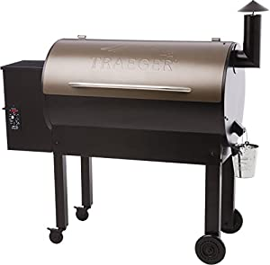 Traeger TEXAS ELITE 34, Black and Bronze from fabulous Traeger