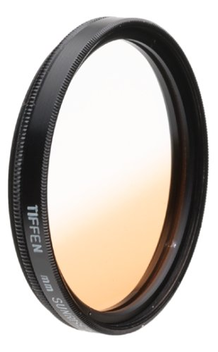 Tiffen 52mm Graduated Sunrise Filter by Tiffen