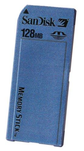 Pc Sandisk Card Mb 128 (SanDisk 128 MB Memory Stick)