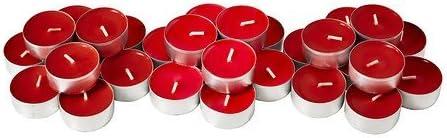 Ikea Sinnlig Scented Candles Coloured Fragnance Tealight PACK OF 5 10 15 30