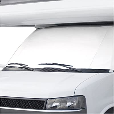 Classic Accessories 78694 Snow White RV Windshield Cover, Fits Chevy/GMC '97-2000