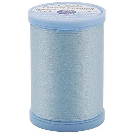 500 yd//475m Black Mettler 9135-4000 Silk-Finish Solid Cotton Thread