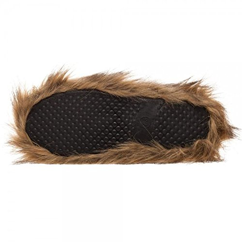 Pantoufles Mules Chewbacca Adulte Scuff Fluffy de Star Wars: UK 10/11