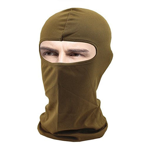 - Hiking Camping Ski Outdoor Windproof Running Hat Anti Pollution Mask For Bikers Warm Face Cover Cap