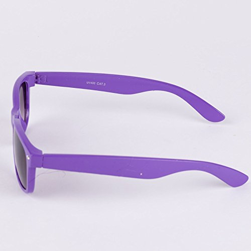 Bords De Lunettes 50 Pointus à Soleil Unies Violet Style Années Montures Hd7nXw7q