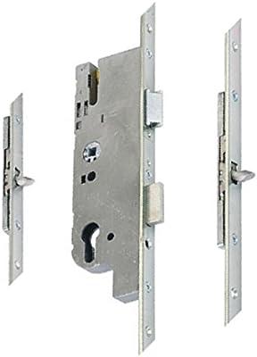 GU Ferco Tripact - Cerradura de puerta con 2 ganchos para lengua (50 mm, 70 unidades, 20 mm): Amazon.es: Bricolaje y herramientas