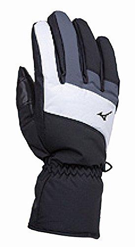 [해외]MIZUNO (미즈노) 스키 의류 원단 5 손가락 장갑 Z2JY5505 / MIZUNO Ski Wear Fabric 5 Finger Grab Z2JY5505