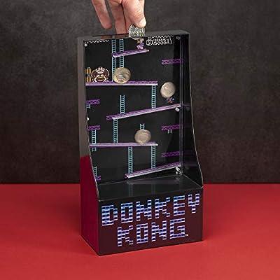 Paladone Nintendo Licensed Merchandise Donkey Kong Money Box Coin Bank: Kitchen & Dining