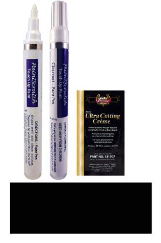 2004 Chevrolet Epica Black 41/WA8555 Touch Up Paint Pen Kit - Original Factory OEM Automotive Paint - Color Match Guaranteed