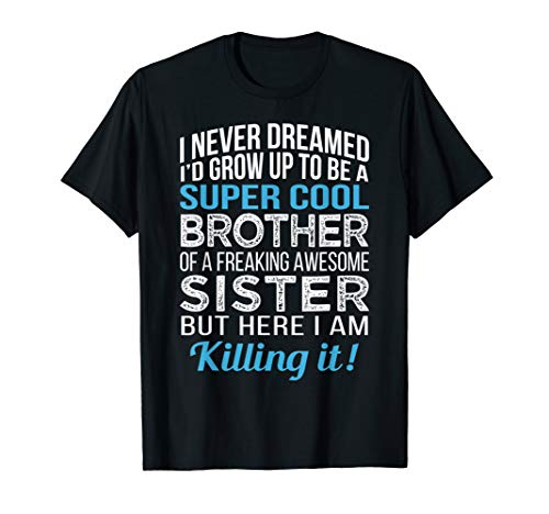 Brother Womens T-Shirt - 4
