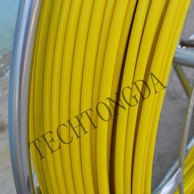 Fish Tape Fiberglass Wire Cable Running Rod Duct Rodder Fishtape Puller 10mm by Techtongda Fishtape (Image #2)