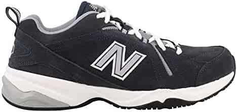 New Balance Men's MX608v4 Training Shoe, Navy, 14 4E US