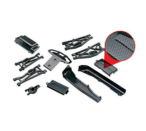 TRAXXAS TRA5522G Exo-Carbon B000XQ0QN2 TRA5522G Kit with Mid-chassis Battery Battery Cover B000XQ0QN2, 豊町:29164e58 --- capela.dominiotemporario.com