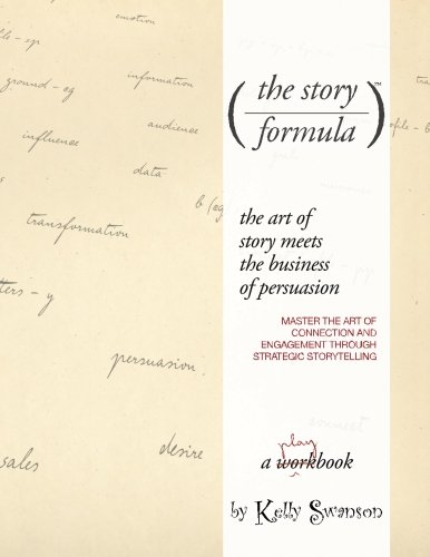 The Story Formula: Mastering the art of connection and engagement through the power of strategic storytelling.