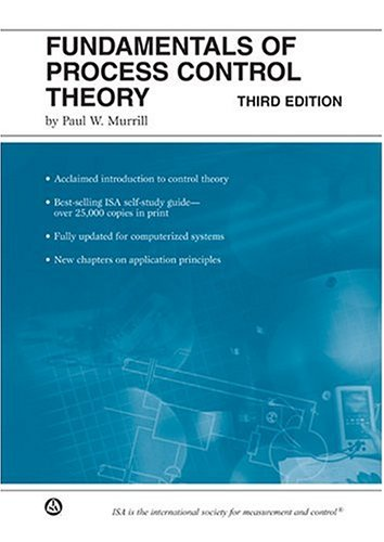 Fundamentals of Process Control Theory (3rd ()