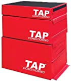 TAP Safe Jump Plyo Box Set, Red