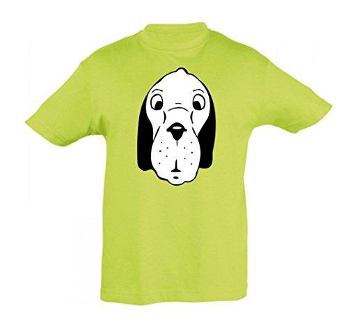 perro camisa os de ni y ni 2store24 para para verde manzana ni o cabeza a HTqCqfwY