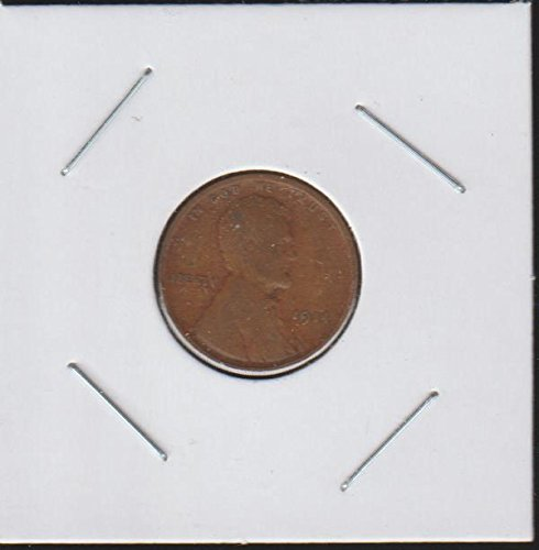 1914 Lincoln Wheat (1909-1958) Penny Very Good