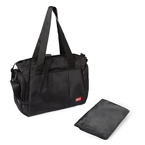 Baby Clic Torino - Bolso, color gris Negro