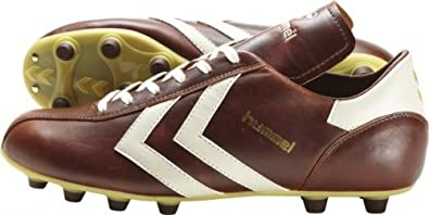 size 7 another chance los angeles Roma Heritage Old School Kangaroo FG Football Boots Dark ...