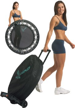 Rebounder, Ultimate ReboundAIR Quarter Fold by Rebound Air