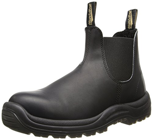 Image of Blundstone Men's Work Series 179,Black,8.5 UK/9.5 M US