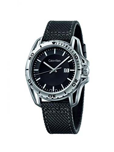 Calvin Klein Earth Men's Quartz Watch K5Y31TB1
