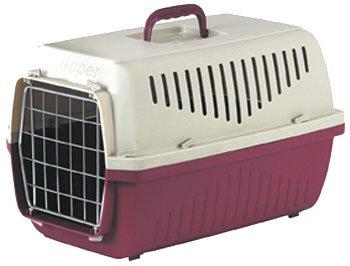 47a3bd0f0c Skipper Wire Door Pet Carrier: Amazon.co.uk: Pet Supplies