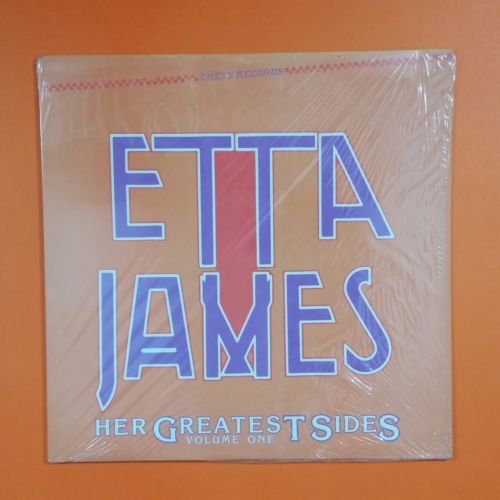 ETTA JAMES Her Greatest Sides Vol 1 CH 9110 LP Vinyl VG++ Cover Shrink (Ch For Her compare prices)