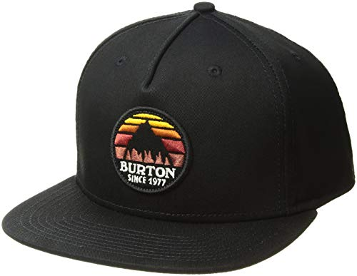 Burton Underhill Hat, True Black W19, One Size ()