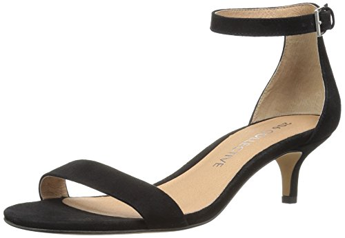 206 Collective Women's Eve Stiletto Heel Dress Sandal-Low Heeled