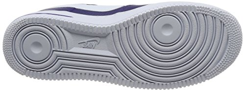 Max Air Thea white Sneaker Purple Court Nike q64Hz17