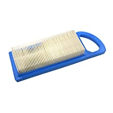 HQRP Air Filter Works with Bolens 13AM761F065 13AM761F265 13AM762F065 13AM762F265 13AM762F765 Riding Mower Models, Part 795115 Replacement
