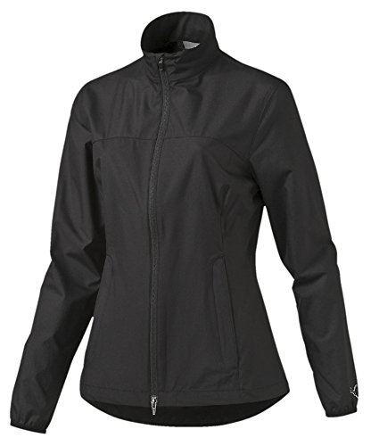 PUMA Golf Women's Tech Wind Jacket, Black, - Womens Puma Woven Jacket