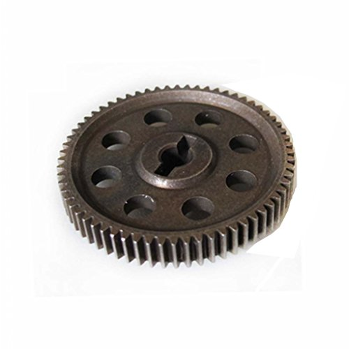 HSP 11184 11181 Diff Metal Spur Gear 64T /& Pinion 21T for Redcat Volcano EPX//PRO