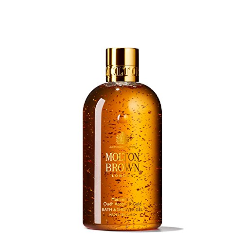 Molton Brown Bath & Shower Gel, Mesmerising Oudh Accord & Gold, 10 oz. ()
