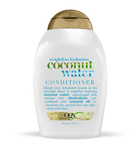 OGX Weightless Hydration Coconut Conditioner product image