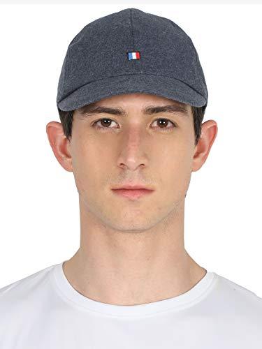FabSeasons Solid Short Peak Cotton Baseball/Summer Cap