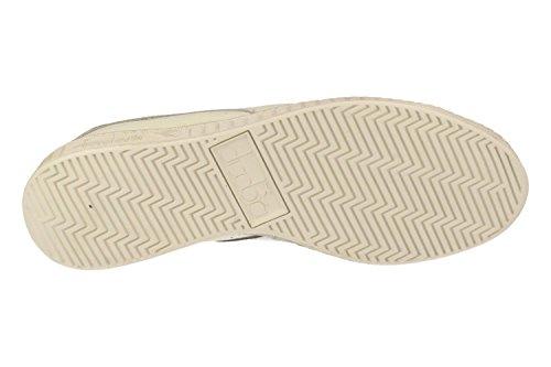 Diadora Game L Low Waxed, Zapatillas para Hombre Blanco (Bianco/bianco/bianco)