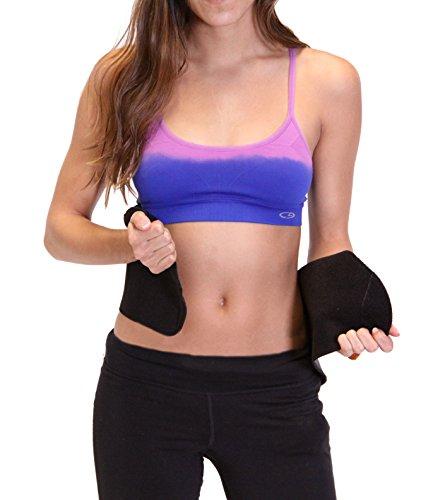 Perte de poids Belt - Soutien lombaire Retour Brace - pour les hommes et les femmes Better Than Vu à la télé - Best amincissant la ceinture thermique de perdre la graisse du ventre abdominale - il fonctionne mieux que les pilules, Shakes et régimes - Pas