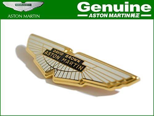 アストンマーチン DB4 DB5 DB6 純正エンブレム(ゴールド) 030-004-0035G