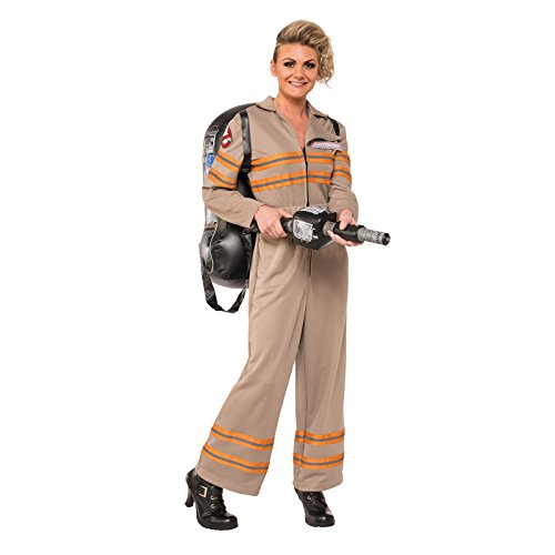 Rubie's Costume Co Women's Ghostbusters Movie Deluxe Costume, Multi, Small