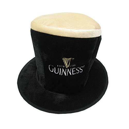 Guinness Top Hat Party Hat - St. Patrick's
