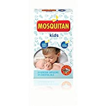 MOSQUITAN Mosquito Patches Deet Free Perfect for Kids - Pack of 48