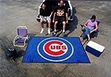 """Fan Mats Chicago Cubs Ulti-Mat, 60"""" x 96"""""""